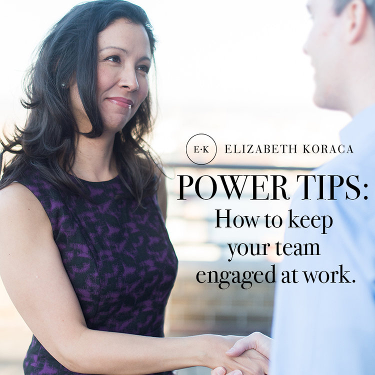 How to Keep Your Team Engaged at Work